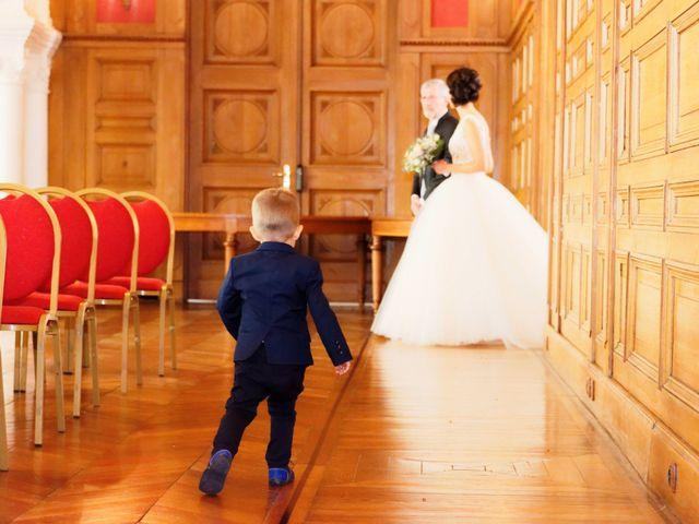 Le mariage de Fabien et Maeva à Busnes, Pas-de-Calais 24
