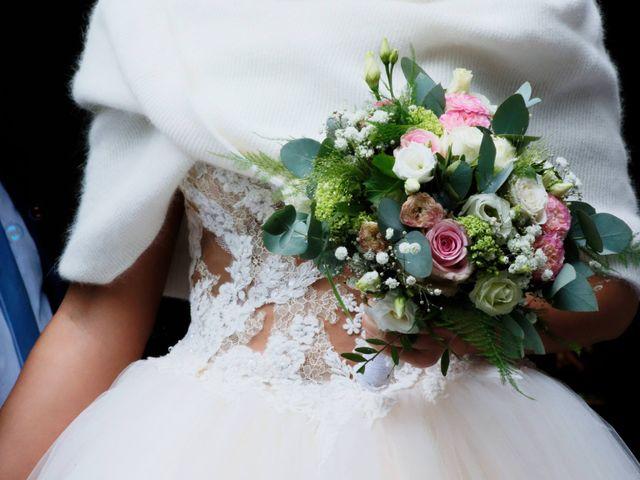 Le mariage de Fabien et Maeva à Busnes, Pas-de-Calais 27