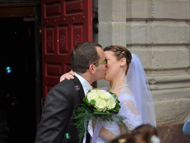 Le mariage de Marie et Benoît à Luxeuil-les-Bains, Haute-Saône 2