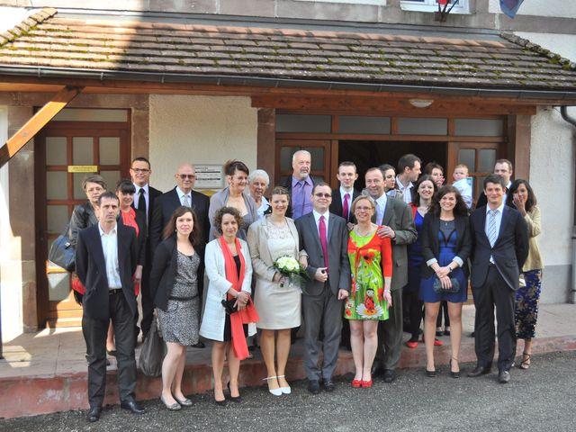 Le mariage de Marie et Benoît à Luxeuil-les-Bains, Haute-Saône 11