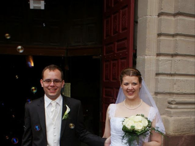 Le mariage de Marie et Benoît à Luxeuil-les-Bains, Haute-Saône 5