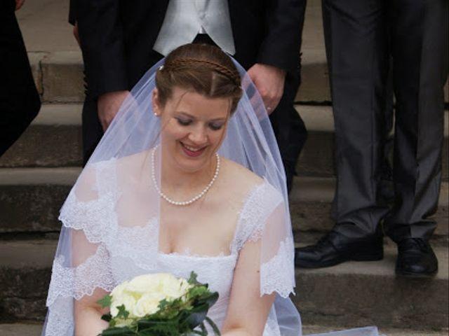 Le mariage de Marie et Benoît à Luxeuil-les-Bains, Haute-Saône 4