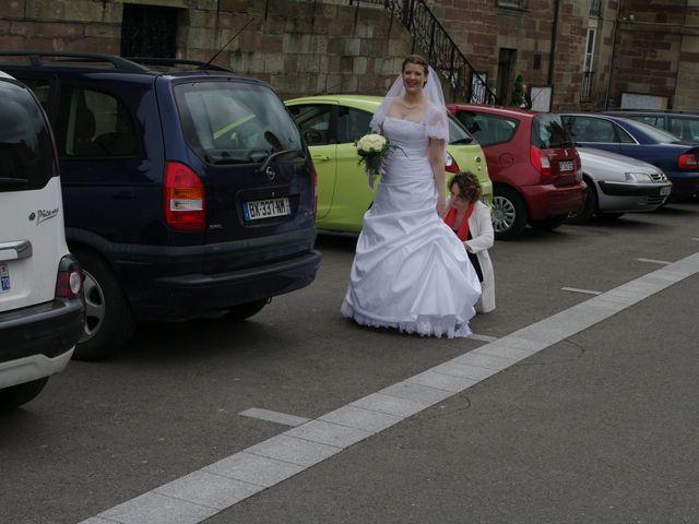 Le mariage de Marie et Benoît à Luxeuil-les-Bains, Haute-Saône 24