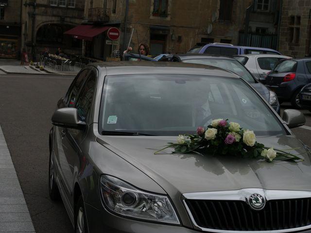 Le mariage de Marie et Benoît à Luxeuil-les-Bains, Haute-Saône 22