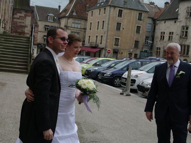 Le mariage de Marie et Benoît à Luxeuil-les-Bains, Haute-Saône 28