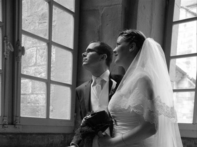 Le mariage de Marie et Benoît à Luxeuil-les-Bains, Haute-Saône 8
