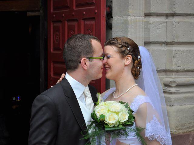 Le mariage de Marie et Benoît à Luxeuil-les-Bains, Haute-Saône 25