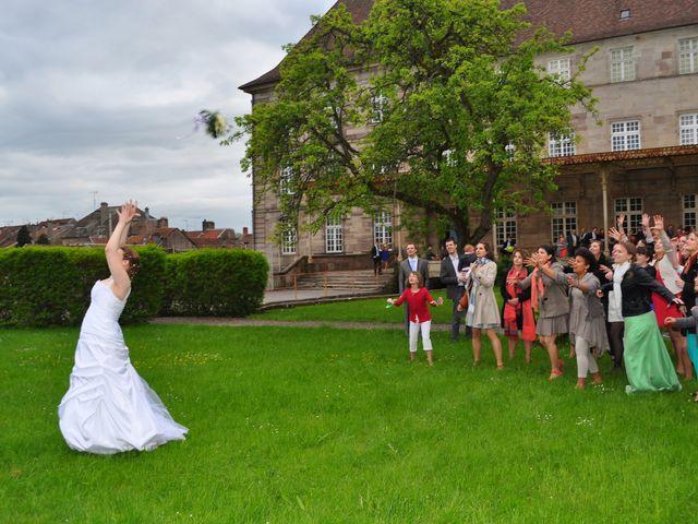 Le mariage de Marie et Benoît à Luxeuil-les-Bains, Haute-Saône 27