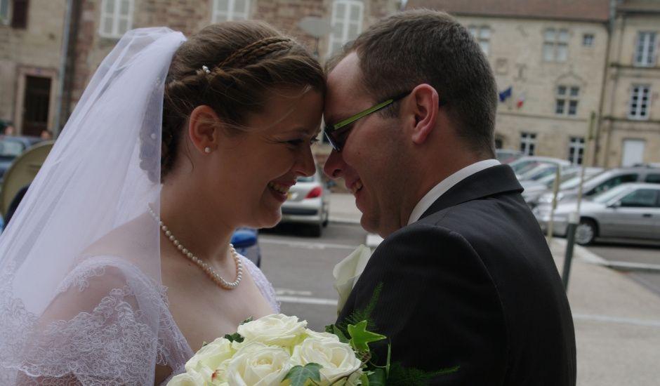 Le mariage de Marie et Benoît à Luxeuil-les-Bains, Haute-Saône