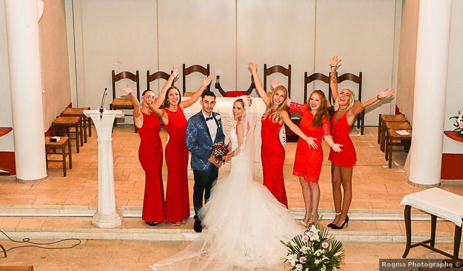 Le mariage de Anthony et Julia à La Garde, Var