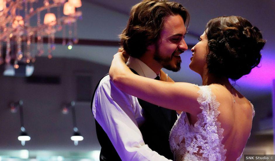 Le mariage de Fabien et Maeva à Busnes, Pas-de-Calais