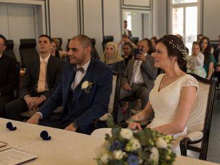 Le mariage de Laurie et Yassine