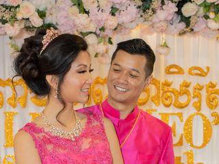 Le mariage de Rythya et Veasnard 3