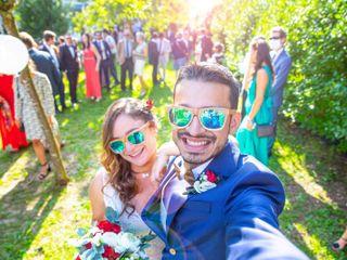 Le mariage de Marie et Alex