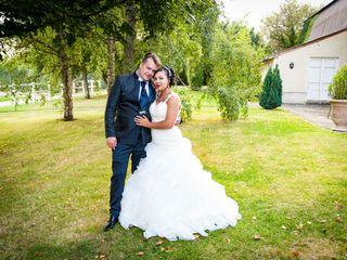 Le mariage de Vanessa et Florient 1