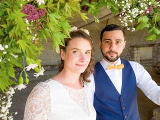 Le mariage de Pauline et Filipe