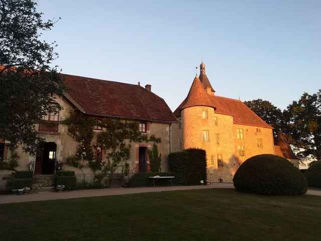 Le mariage de Guillaume et Céline à Saint-Pourçain-sur-Besbre, Allier 3