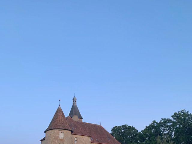 Le mariage de Guillaume et Céline à Saint-Pourçain-sur-Besbre, Allier 4
