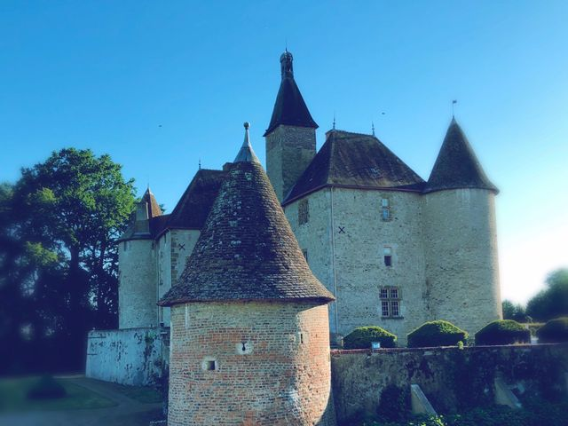 Le mariage de Guillaume et Céline à Saint-Pourçain-sur-Besbre, Allier 7