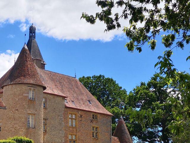 Le mariage de Guillaume et Céline à Saint-Pourçain-sur-Besbre, Allier 9