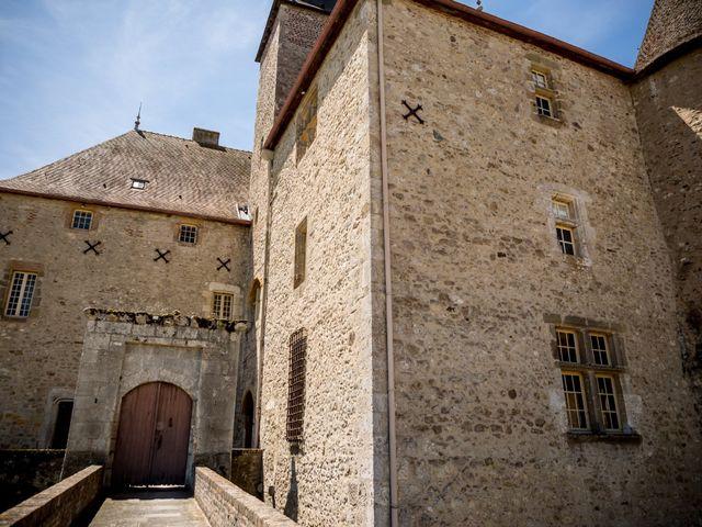 Le mariage de Guillaume et Céline à Saint-Pourçain-sur-Besbre, Allier 10