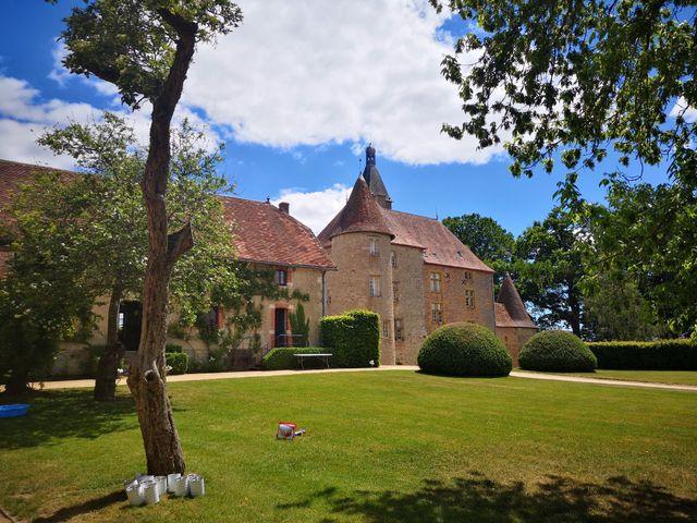 Le mariage de Guillaume et Céline à Saint-Pourçain-sur-Besbre, Allier 11