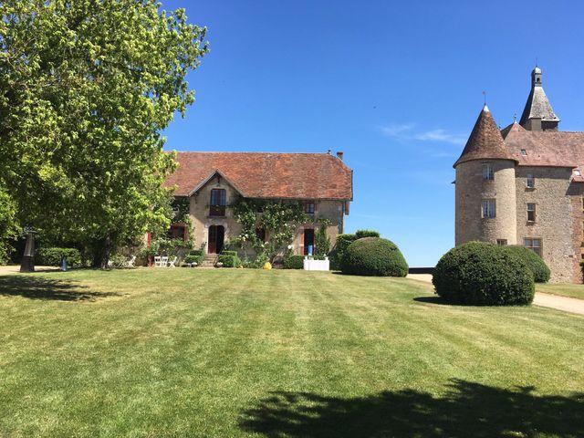 Le mariage de Guillaume et Céline à Saint-Pourçain-sur-Besbre, Allier 12