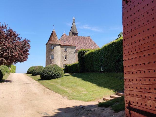 Le mariage de Guillaume et Céline à Saint-Pourçain-sur-Besbre, Allier 13