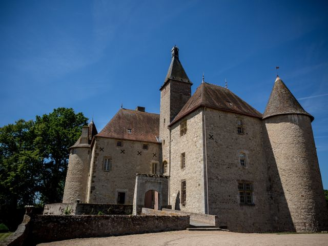 Le mariage de Guillaume et Céline à Saint-Pourçain-sur-Besbre, Allier 18