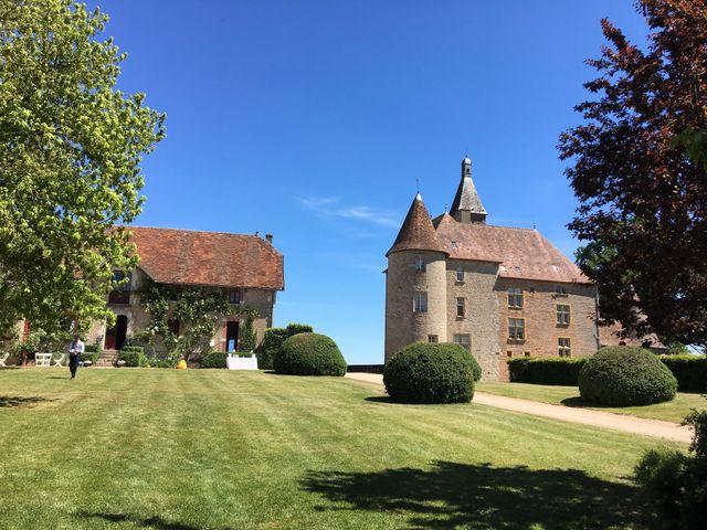 Le mariage de Guillaume et Céline à Saint-Pourçain-sur-Besbre, Allier 22