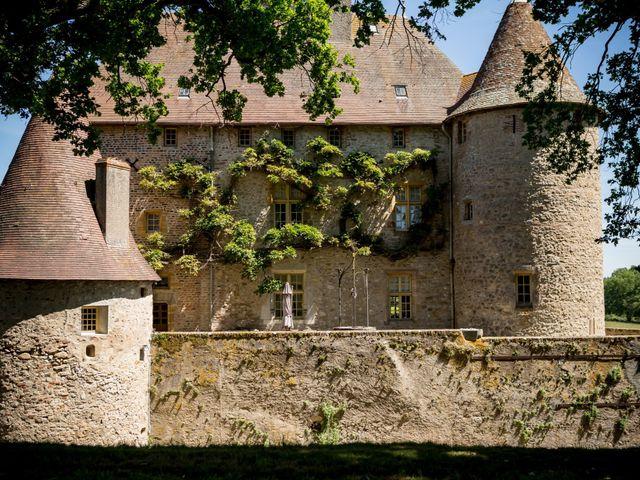 Le mariage de Guillaume et Céline à Saint-Pourçain-sur-Besbre, Allier 27