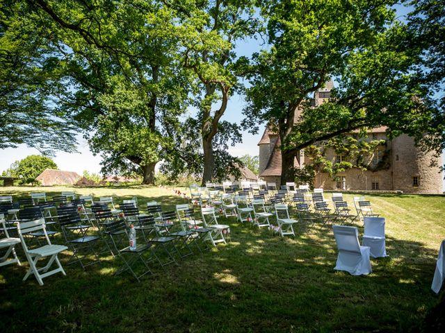 Le mariage de Guillaume et Céline à Saint-Pourçain-sur-Besbre, Allier 34