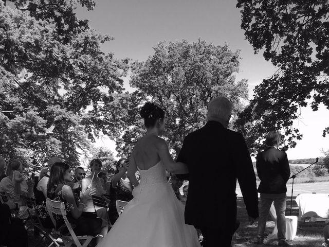 Le mariage de Guillaume et Céline à Saint-Pourçain-sur-Besbre, Allier 38