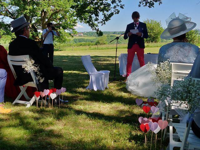 Le mariage de Guillaume et Céline à Saint-Pourçain-sur-Besbre, Allier 39