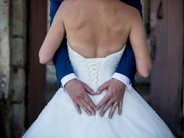 Le mariage de Guillaume et Céline à Saint-Pourçain-sur-Besbre, Allier 40