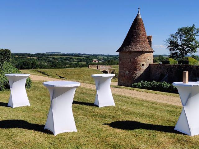 Le mariage de Guillaume et Céline à Saint-Pourçain-sur-Besbre, Allier 46