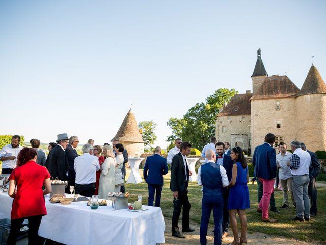 Le mariage de Guillaume et Céline à Saint-Pourçain-sur-Besbre, Allier 50