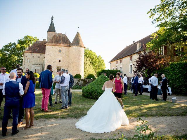 Le mariage de Guillaume et Céline à Saint-Pourçain-sur-Besbre, Allier 51