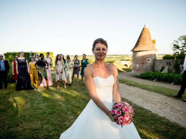 Le mariage de Guillaume et Céline à Saint-Pourçain-sur-Besbre, Allier 57
