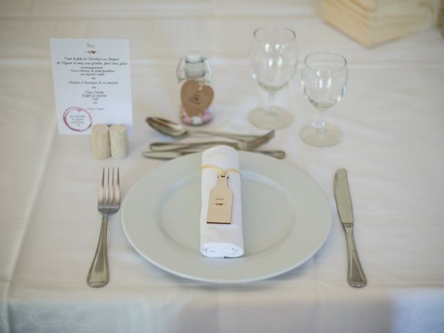 Le mariage de Guillaume et Céline à Saint-Pourçain-sur-Besbre, Allier 66