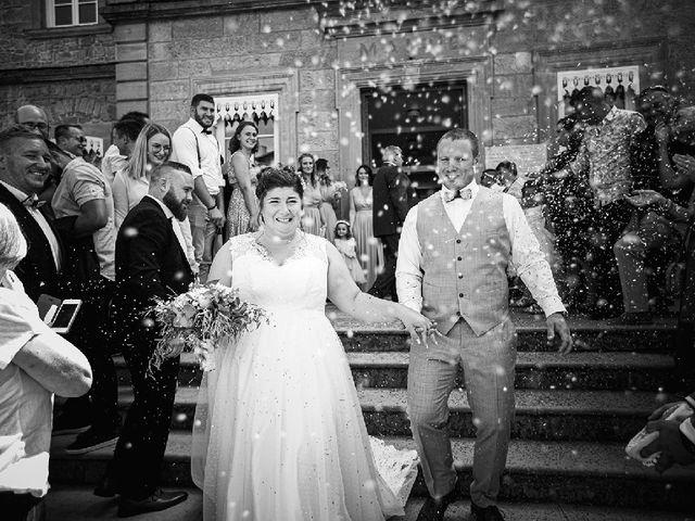 Le mariage de Bastien  et Othilie à Chambost-Allières, Rhône 9