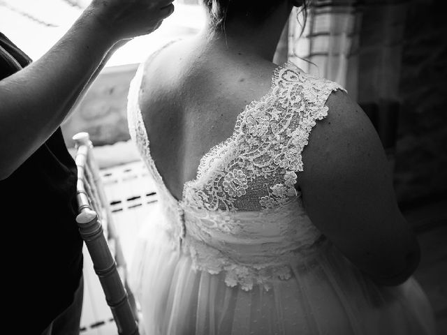 Le mariage de Bastien  et Othilie à Chambost-Allières, Rhône 12