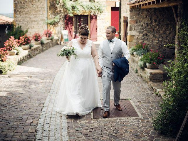 Le mariage de Othilie et Bastien