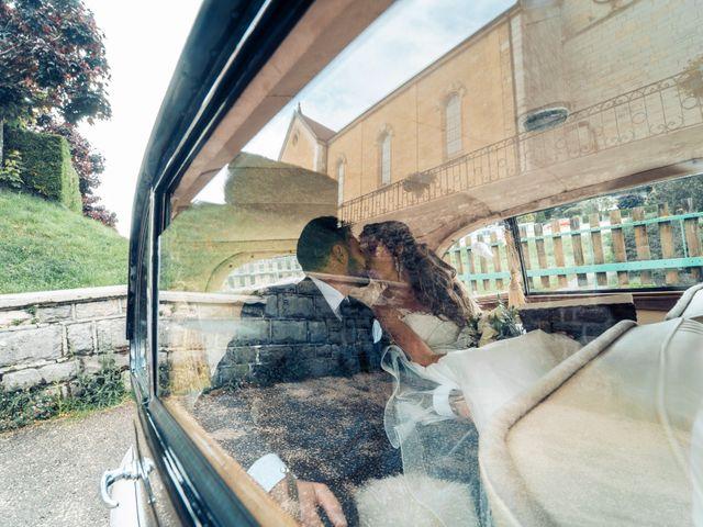 Le mariage de Maxime et Emina à Labergement-Sainte-Marie, Doubs 16