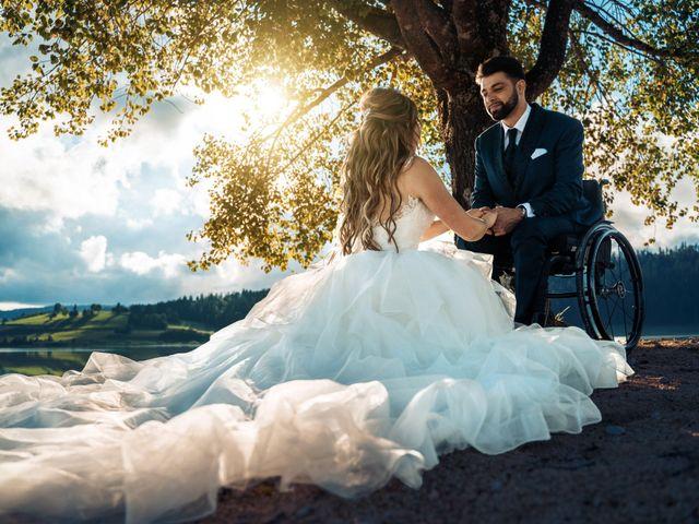 Le mariage de Maxime et Emina à Labergement-Sainte-Marie, Doubs 24
