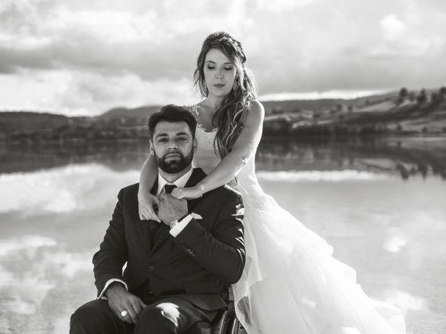 Le mariage de Maxime et Emina à Labergement-Sainte-Marie, Doubs 26