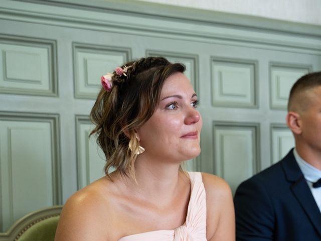 Le mariage de Julien et Sabrina à Vannes, Morbihan 29