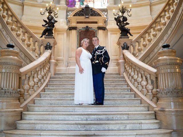 Le mariage de Julien et Sabrina à Vannes, Morbihan 30