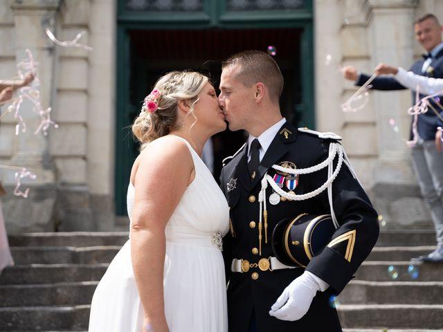 Le mariage de Julien et Sabrina à Vannes, Morbihan 31