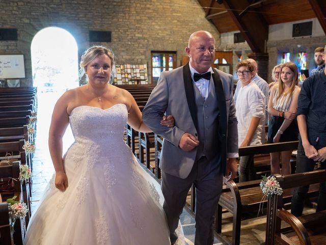 Le mariage de Julien et Sabrina à Vannes, Morbihan 35
